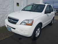 Very Nice, ONLY 55,330 Miles! LX trim, White exterior
