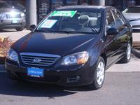 Options Included: N/ASuper clean fuel efficient Kia now