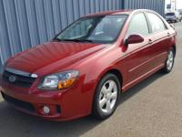 Check out this gently-used 2009 Kia Spectra we recently