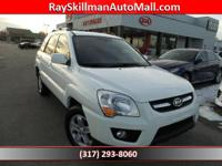 ONLY 37,505 Miles! EX trim. Sunroof, iPod/MP3 Input, CD