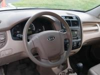 Sportage LX, 4D Sport Utility. CARFAX One-Owner. 2009