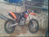 Ive got a 2009 ktm 450 for sale. it is in good