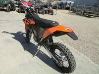 "2009 KTM 530 XC-W ""Demo model"". Street legal! Assault"