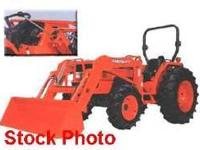 Description Make: Kubota Year: 2009 64 Engine Hours,