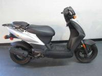 Make: Kymco Mileage: 6,340 Mi Year: 2009 Condition: