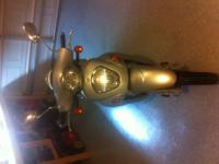 2009 Kymco People S 50 scooter in excellent condition,