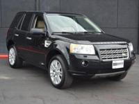 This 2009 Land Rover LR2 4dr AWD 4dr HSE features a