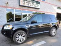 A virtually flawless 2009 Land Rover LR2! This HSE