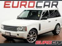 FEATURED: 2009 LAND ROVER RANGE ROVER HSE NAVIGATION