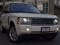 This Land Rover Range Rover is ready to roll today and
