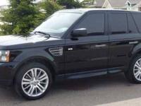 2009 Land Rover Range Rover Sport SUV 29,000 miles