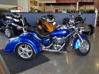 2009 Lehman Trikes/Kawasaki VN 900 VN 900 Trikes