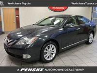 2009 LEXUS ES 350 4 door Sedan Our Location is: