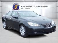 New Arrival! This 2009 Lexus ES 350 Includes