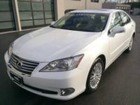 2009 Lexus ES 350 4DR SDN Sedan 4 door Sedan Our