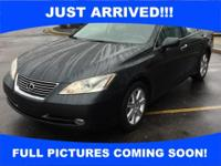 *CHECK THIS ONE OUT!* 2009 LEXUS ES 350 Smoky Granite