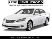 2009 Lexus ES 350 Finished with Starfire Pearl exterior