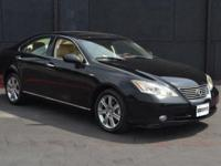 This 2009 Lexus ES 350 4dr 4dr Sedan features a 3.5L V6