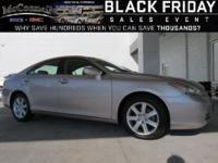 2009 LEXUS ES 350 SEDAN 4 DOOR 4dr Sdn Our Location is: