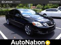 2009 Lexus GS 350 Our Location is: Lexus Of Tampa Bay -