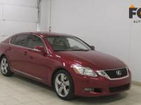 This 2009 Lexus GS 350 is offered to you for sale by