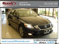 2009 LEXUS GS 350 Sedan 4dr Sdn AWD Our Location is:
