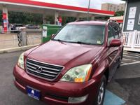 This outstanding example of a 2009 Lexus GX 470 is