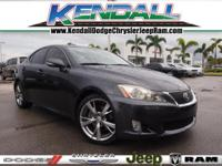 2009 Lexus IS 250 4 Dr Sedan Base Our Location is: