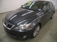 2009 Lexus IS 250 4dr All-wheel Drive Sedan Our