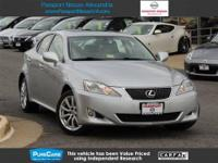 2009 LEXUS IS 250 AWD Sedan (4 Door) Our Location is: