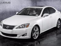 Options:  Front Bucket Seats|Leather Seat Trim|Lexus