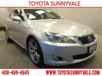 Check out this 2009 Lexus IS 250. Its Automatic