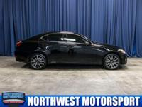 Clean Carfax AWD Sedan with Backup Camera!  Options:
