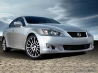 For a smoother ride, opt for this 2009 Lexus IS 250 IS