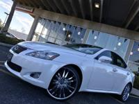 Looking for a clean, well-cared for 2009 Lexus IS 250?
