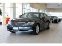 Options:  2009 Lexus Ls 460 See More Of Our Inventory