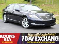 2009 Lexus LS 460 Blue Back-Up Camera, Navigation