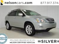2009 Lexus RX 350 Premium is Bamboo Pearl with Tan