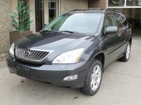 Description 2009 LEXUS RX 350 Warranty, Power Outlet,