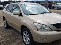 Golden Almond Metallic 2009 Lexus RX 350 FWD 5-Speed