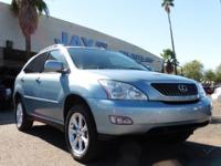 Options:  2009 Lexus Rx 350 Fwd 4Dr|Blue|Tan|127|000