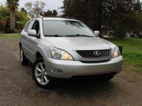 Our 2009 Lexus RX 350 SUV combines class-leading