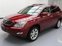 This awesome 2009 Lexus RX comes loaded with the