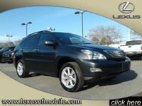 You can expect a lot with the 2009 Lexus RX 350. This
