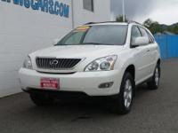 Options:  2009 Lexus Rx 350 |White|84|071 Miles|Stock