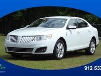 2009 Lincoln MKS is a meticulous collaboration between