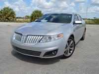 This stylish, one owner Lincoln MKS Sedan comes fully