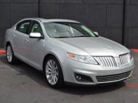 This 2009 Lincoln MKS 4dr 4dr Sedan AWD features a 3.7L
