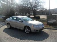This 2009 LINCOLN MKS 4dr 4dr Sdn AWD Sedan features a