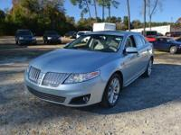This 2009 LINCOLN MKS 4dr Sedan features a 3.7L V6 PFI